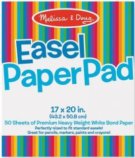 EASEL PAD #4102 BY MELISSA & D