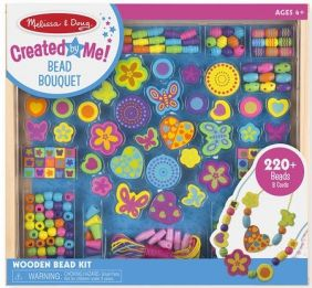 BEAD BOUQUET DELUXE WOODEN BEA