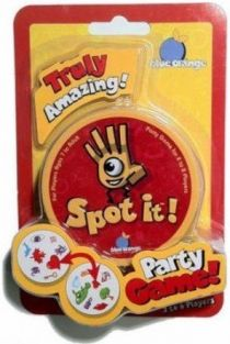 SPOT IT! (PEG/BLISTER) PARTY G