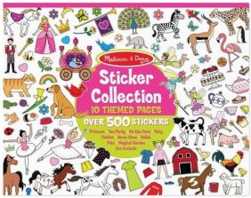STICKER COLLECTION-PINK #4247