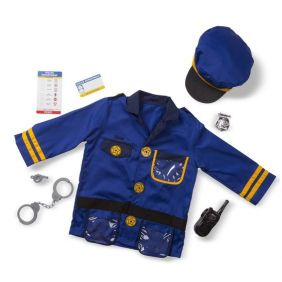 POLICE OFFICER ROLE PLAY DRESS