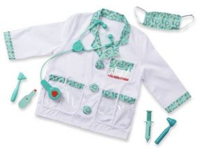 DOCTOR ROLE PLAY DRESS-UP SET