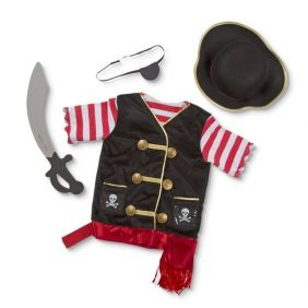 PIRATE ROLE PLAY DRESS-UP SET