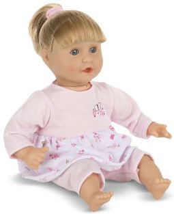 "NATALIE 12"" BABY DOLL W/PACIFI"