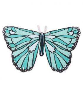 BUTTERFLY WINGS-TEAL DRESS UP