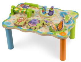 JUNGLE ACTIVITY TABLE-FIRST PL