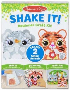 SAFARI-SHAKE IT! BEGINNER CRAF