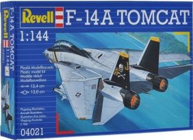 1/144 F-14A TOMCAT MODEL KIT #
