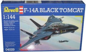 1/144 F-14A BLACK TOMCAT MODEL
