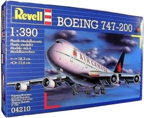 1/390 BOEING 747 BRITISH AIRWA