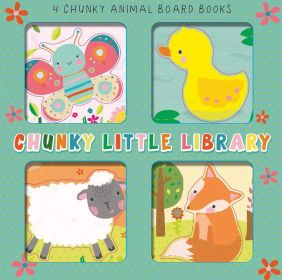 CHUNKY LITTLE LIBRARY: 4 CHUNK