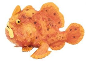 FROGFISH FIGURE