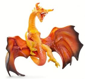 LAVA DRAGON FIGURE #100211 BY