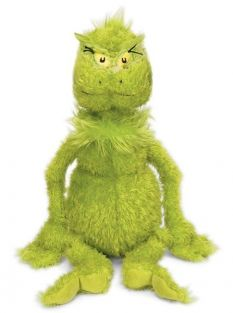 """DR. SEUSS THE GRINCH-SMALL 9"""""""