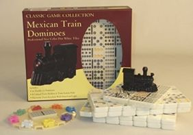 MEXICAN TRAIN DOMINOES #102949