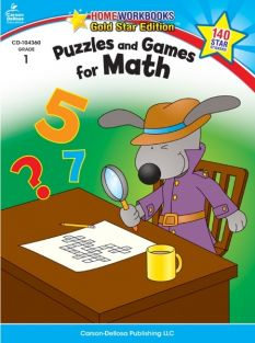 PUZZLES AND GAMES FOR MATH