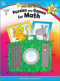 PUZZLES AND GAMES/MATH-GR 2