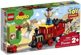 TOY STORY TRAIN-DUPLO SET
