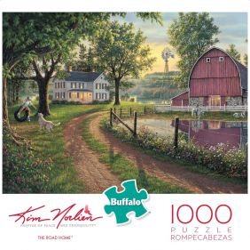 THE ROAD HOME 1000-PIECE PUZZL