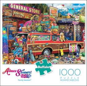 FAMILY VACATION 1000-PIECE PUZ