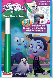 DISNEY'S VAMPIRINA: NEW IN TOW