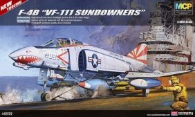 "1/48 F-4B ""VF-111 SUNDOWNERS"""