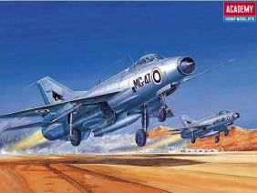 1/72 MIG21 FISHBED FIGHTER MOD