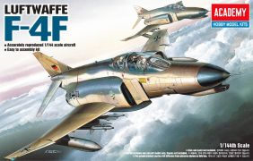 1/144 F-4F PHANTOM II FIGHTER