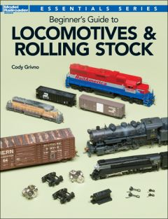 (SALE) BEGINNER'S GUIDE TO LOCOMOTIVE