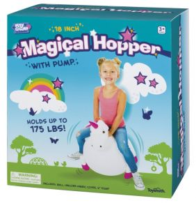 "18"" MAGICAL HOPPER WITH PUMP"