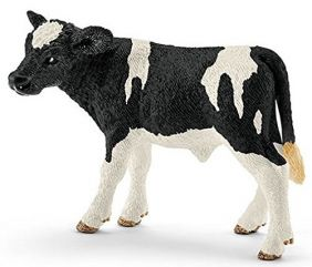 HOLSTEIN CALF FIGURE