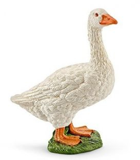 GOOSE FIGURE #13799 BY SCHLEIC
