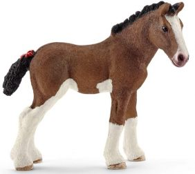 CLYDESDALE FOAL FIGURE
