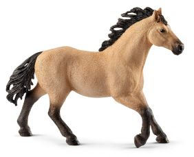 QUARTER HORSE STALLION FIGURE