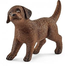 LABRADOR RETRIEVER PUPPY FIG. (SCHLEICH)