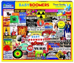 BABY BOOMER FADS & FACTS 1000-