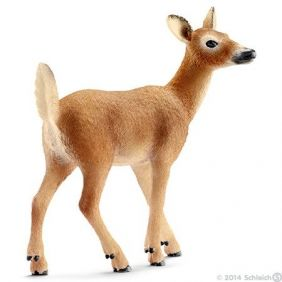 WHITE-TAILED DOE FIGURE #14710