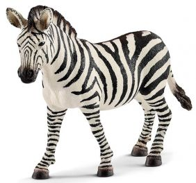 ZEBRA FEMALE FIGURE