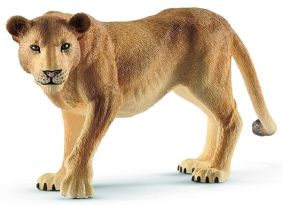 LIONESS FIGURE #14825 BY SCHLEICH