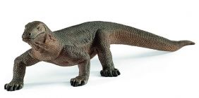 KOMODO DRAGON FIGURE