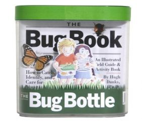 THE BUG BOTTLE AND BUG BOOK