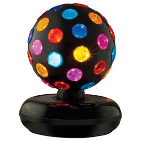 MULTI-COLORED DISCO BALL