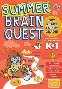 SUMMER BRAIN QUEST:K & 1
