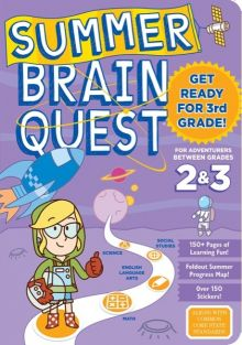 SUMMER BRAIN QUEST: BETWEEN GR