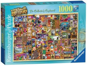 THE COLLECTOR'S CUPBOARD 1000-