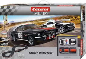 EVOLUTION MOST WANTED SLOT CAR