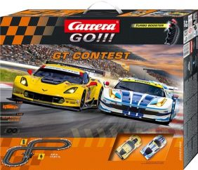 GT CONTEST GO!!! SLOT CAR SET