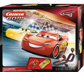 1/43 FAST FRIENDS GO!!! CARS 3