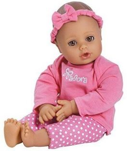 "PINK PLAYTIME BABIES 13"" BABY"