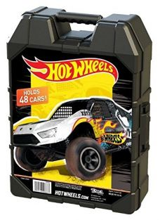 HOT WHEELS 48 CAR CASE #20020